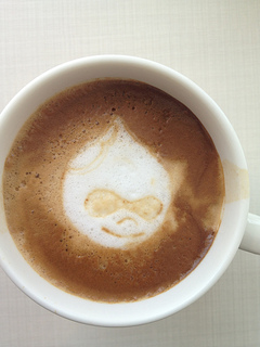 Drupal Coffee Latte